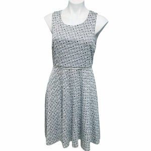 41-Hawthorn Geometric Dress